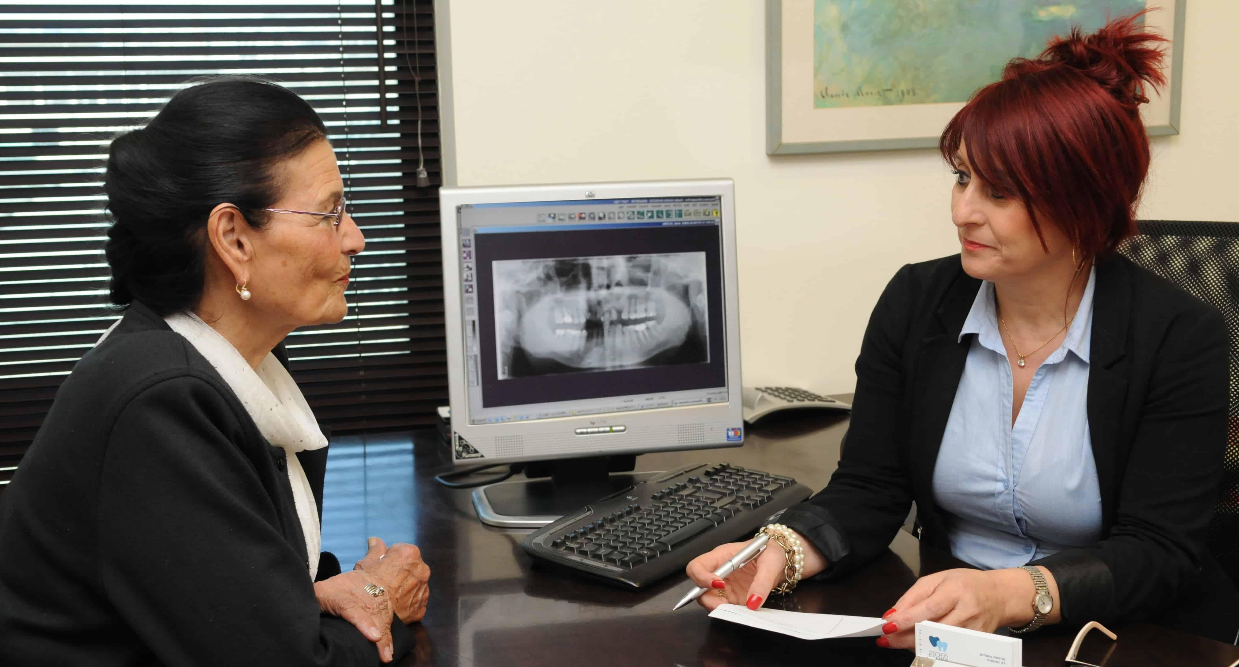 """מרפאת ד""""ר אבי בביוב צילומי שיניים"""